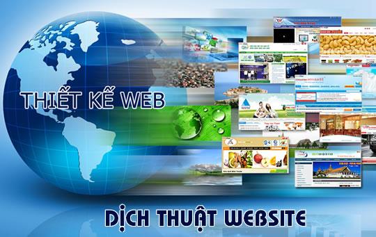 Dịch thuật Website chuẩn SEO