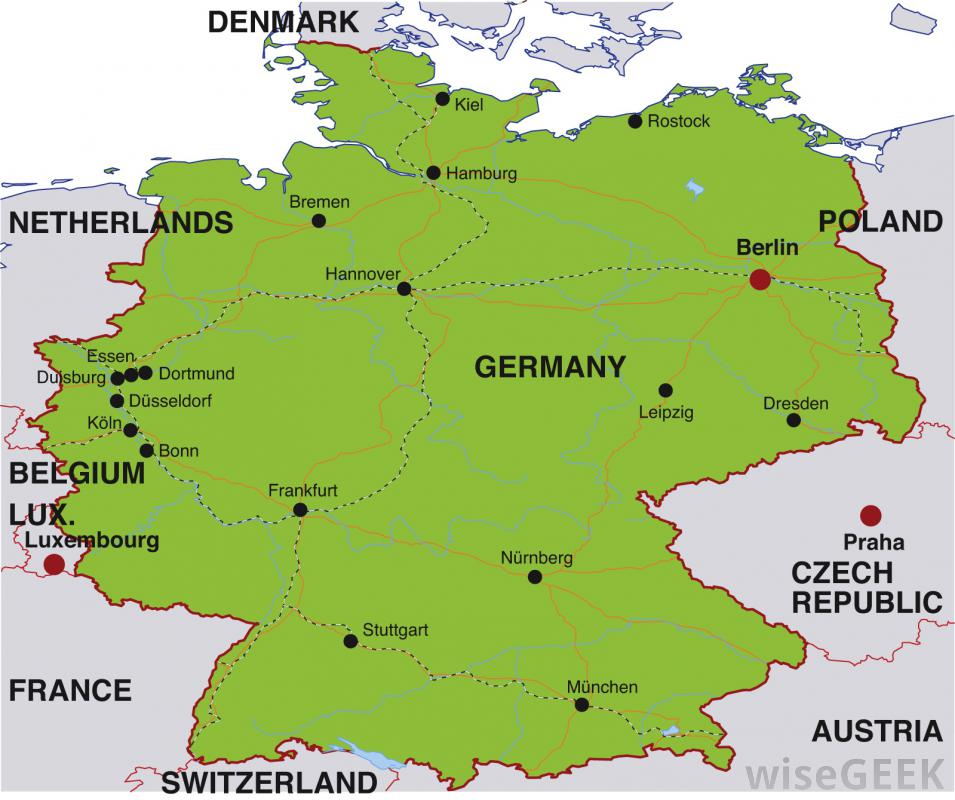 nuremberg-germany-on-map