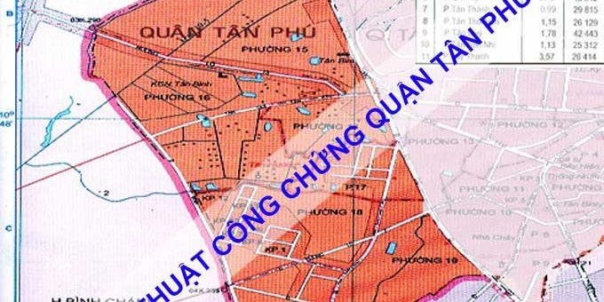 Công ty Dịch thuật tại Quận Tân Phú Tp HCM