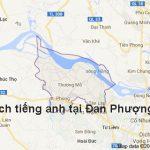 Dịch tiếng anh tại Đan Phượng, Hà Nội