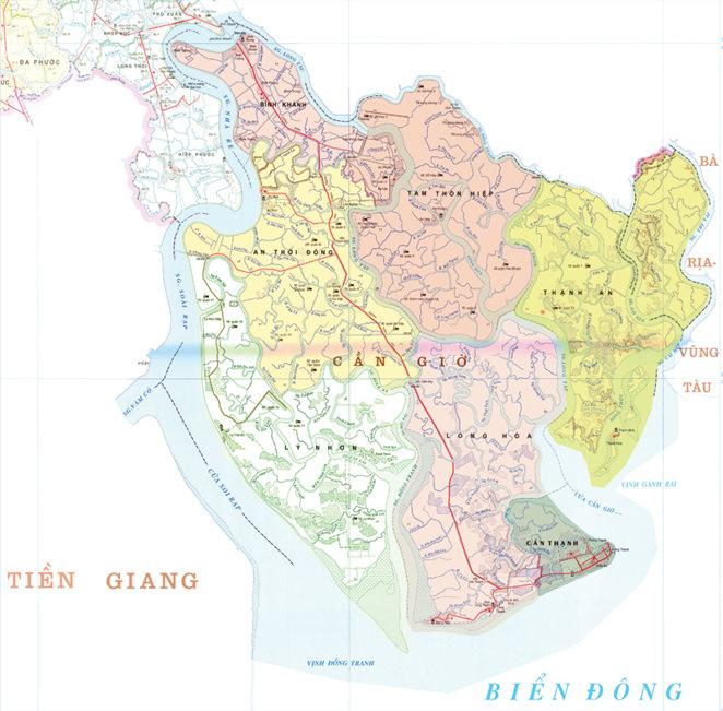 Văn phòng dịch thuật công chứng Huyện Cần Giờ, TPHCM
