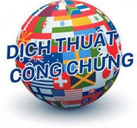Dịch tiếng Nhật tại Quận Bình Thạnh, TPHCM