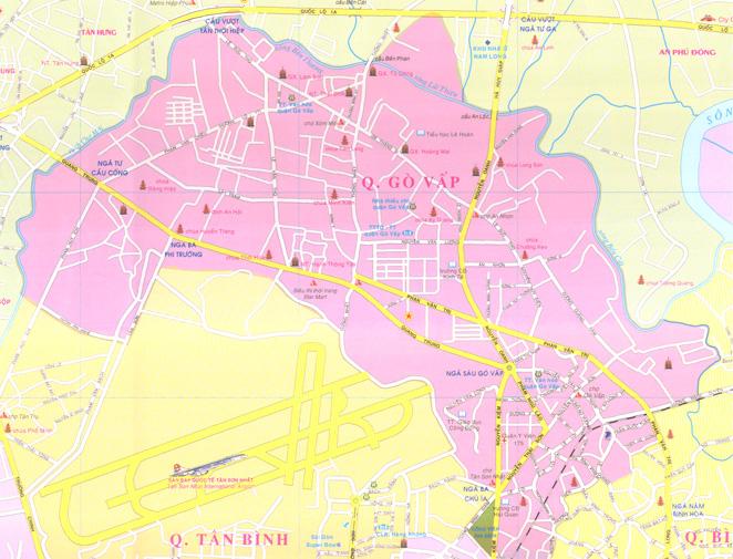 Văn phòng dịch thuật công chứng Quận Gò Vấp, TPHCM