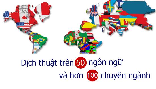 Dịch tài liệu Tiếng Anh tại Quang Huy