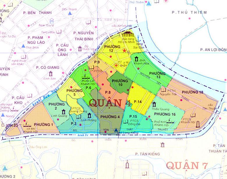 Dịch thuật công chứng Quận 4 Hồ Chí Minh
