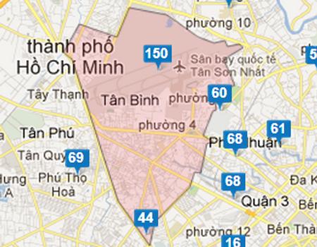 Văn phòng dịch thuật công chứng Quận Tân Bình, TPHCM
