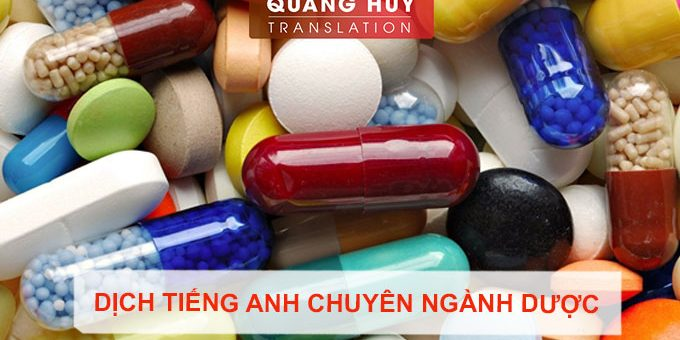 Dịch tài liệu chuyên ngành Y Dược