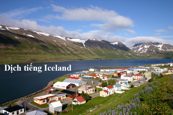 dịch tiếng Iceland