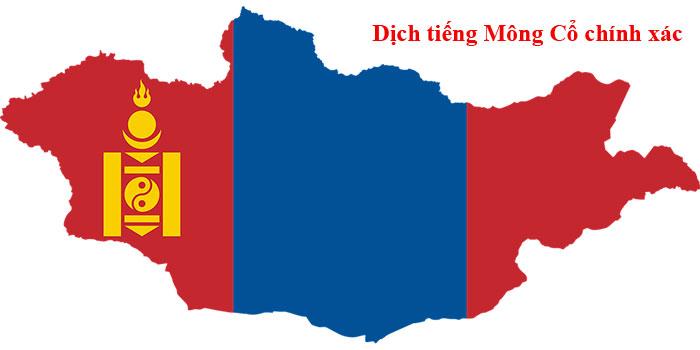 dịch tiếng Mông Cổ